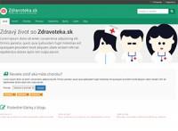 Portál o zdraví - Zdravoteka.sk