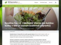 Zdraví, krása, kosmetika a hubnutí, fitness, hubnutí - BioPoradce.cz